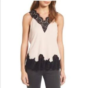 NWT Chelsea28 lace top (please read)